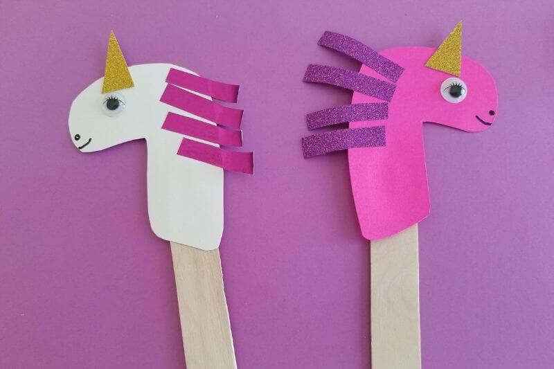 puppet unicorn
